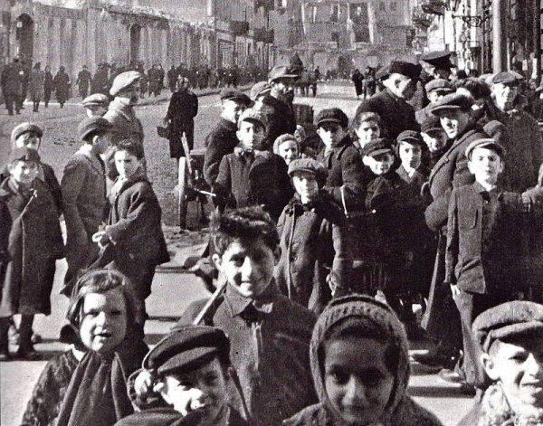 Dzieci z getta warszawskiego