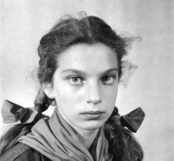 Lien w 1946 roku. Przeżyła wojnę tylko dlatego, że trafiła do rodziny zastępczej.