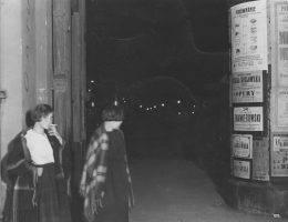 Prostytutki na ulicy w Warszawie
