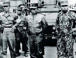 Komandosi znali jedynie cel zamachu – mieli zabić prezydenta Korei Południowej Parka Chung-hee.