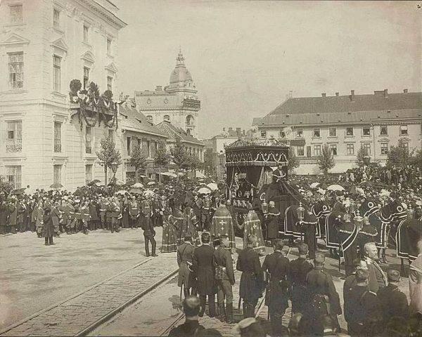 Pogrzeb Starynkiewicza