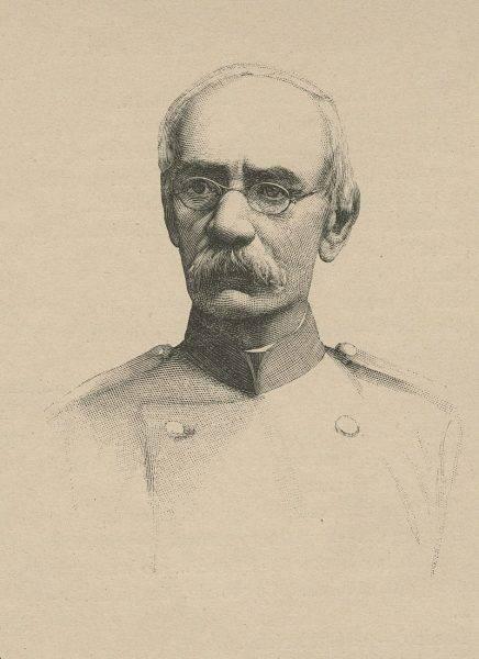 Portret Sokratesa Starynkiewicza
