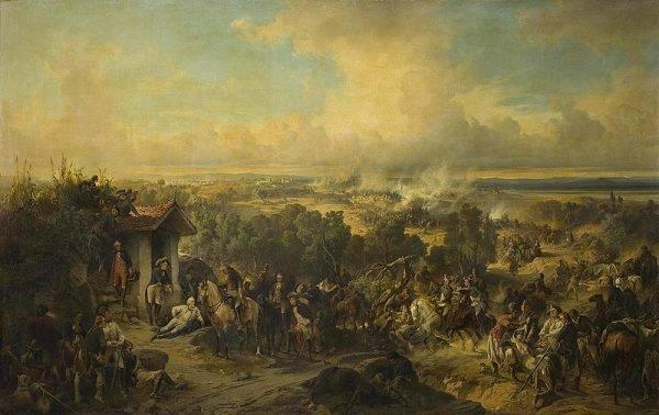Po zwycięskiej bitwie nad Trebbią przeniósł się do Legionów Polskich