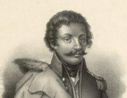 """Generał Władysław Jabłonowski nazywany był """"Murzynkiem"""". Nie bez powodu – był jedynym polskim czarnoskórym generałem."""