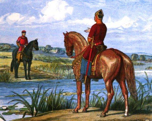W 1135 roku król Henryk zmarł, a jego miejsce zajął Stefan I z Blois.