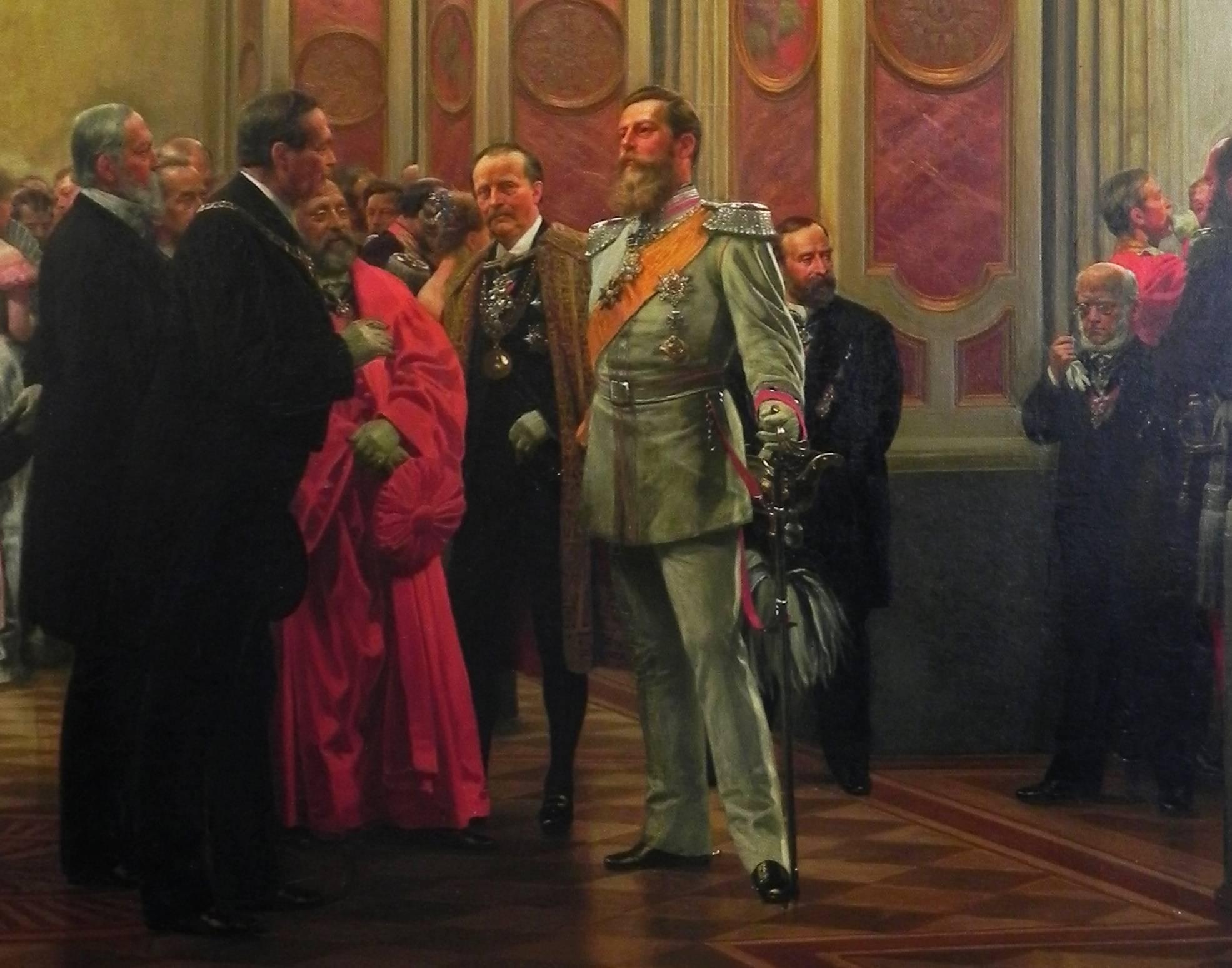Palenie stało się przyczyną śmierci niemieckiego cesarza Fryderyka III.