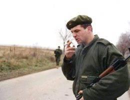 Serbska Straż Ochotnicza została założona przez Željko Ražnatovicia w 1990 roku. Siły straży były powszechnie znane jako Tygrysy Arkana.