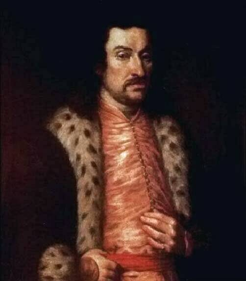 Domniemany portret Jeremiego Wiśniowieckiego