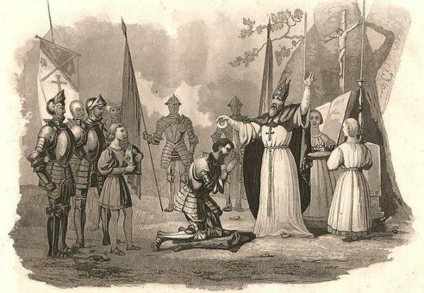 Twórcą potęgi Litwy był Mendog. Formalnie był chrześcijaninem, lecz jego państwo pozostało pogańskie.