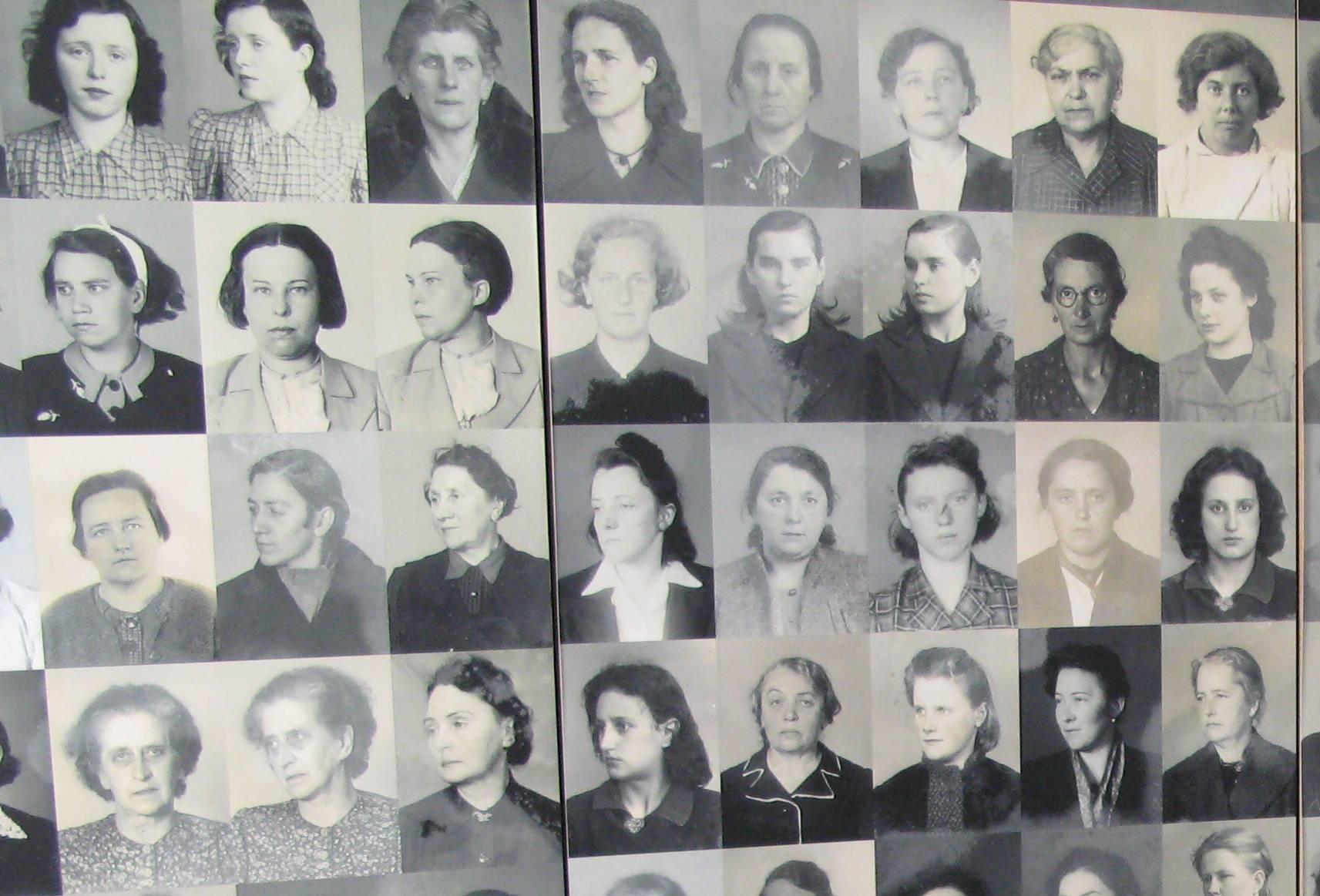 Obóz w Ravensbrück stał się symbolem piekła kobiet. Był jedynym całkowicie kobiecym obozem na terenie Niemiec.