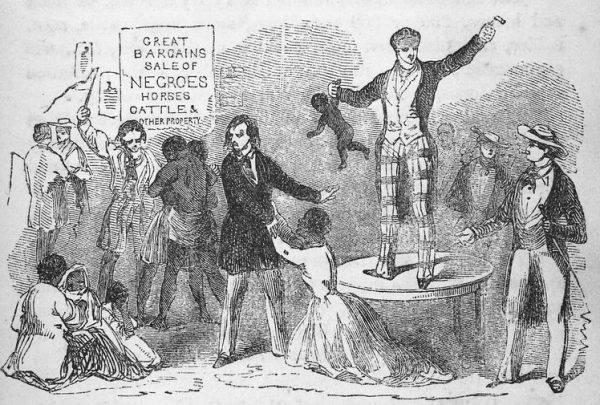 W stanie Massachusetts w 1783 roku zniesiono prawo do posiadania niewolników, a 5 lat później zdelegalizowano handel nimi.