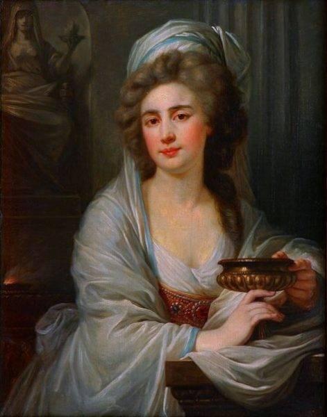 Trzecia żona Potockiego, Zofia Wittowa, okazała się jeszcze bardziej rozwiązła od swojej poprzedniczki. Wdała się w romans z własnym pasierbem.