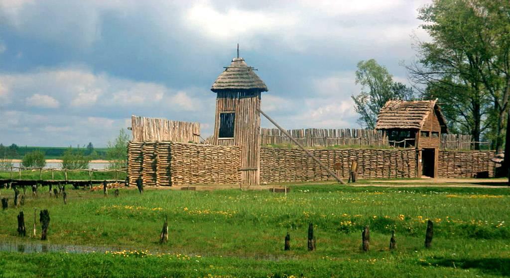 tanowisko archeologiczne w Biskupinie
