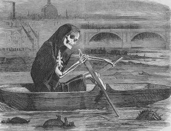 Gdy wiatr zmieniał kierunek, fetor rzeki powodował u londyńczyków gwałtowne torsje i wymioty, nad którymi nie mogli zapanować. Tamiza stała się szambem, po którym odwagi nie miała nawet pływać królowa Wiktoria.