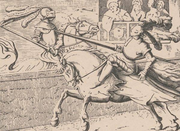 Prawdziwy majątek Wilhelm zbił na drugim turnieju, podczas którego w pojedynkę zrzucił innego rycerza z konia, a potem sam odparł atak pięciu przeciwników.