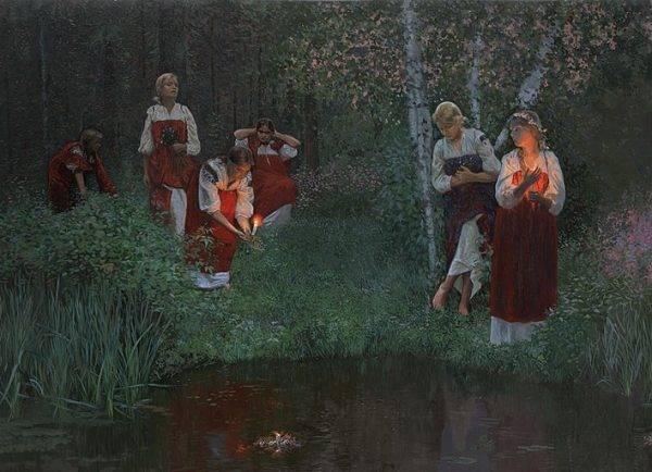 Kult płodności i życie w zgodzie z naturą miało duży wpływ na życie seksualne naszych przodków