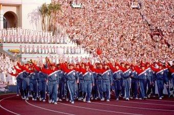 W odwecie za bojkot igrzysk w Moskwie, niemal wszystkie kraje bloku wschodniego zrezygnowały z wysłania swoich reprezentacji do Los Angeles w 1984 roku.