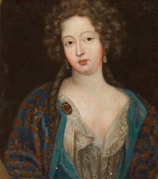 Marie-Angélique de Scorailles zajęła miejsce markizy de Montespan u boku Ludwika XIV