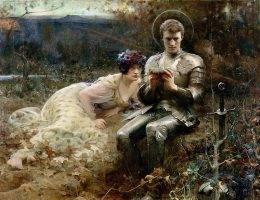 Archetyp rycerza budzi bardzo jednoznaczne skojarzenia: dosiadający rumaka mężczyzna w zbroi, dzierżący miecz czy kopię, wiecznie uwikłany w romanse, wojny lub tułaczkę w poszukiwaniu jakiegoś odpowiednika Świętego Graala.