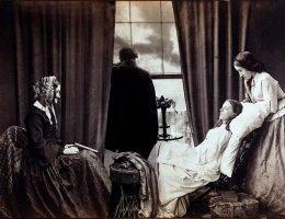 Śmierć w XIX wieku była tematem powszechnie obecnym w życiu wszystkich ludzi, niezależnie od wieku oraz statusu społecznego.