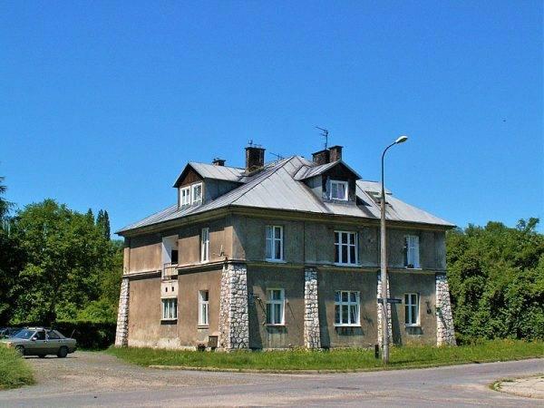 Szary Dom, dawny karcer obozowy w Płaszowie