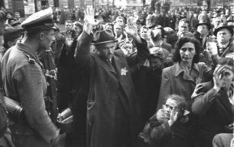 Dla węgierskich Żydów ostatni rok II wojny światowej był najtrudniejszy – od tego momentu rozpoczęła się ich masowa eksterminacja.