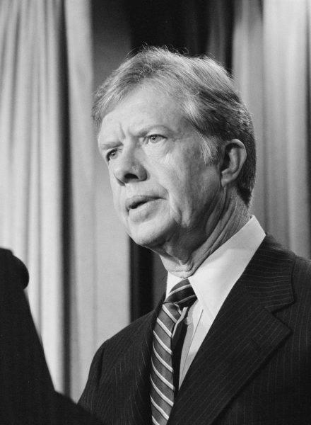Słowa Cartera były ostrzeżeniem dla Breżniewa i jego świty. Polityk krytykował w ten sposób działania radzieckie w Afganistanie oraz zapowiadał dalsze kroki.