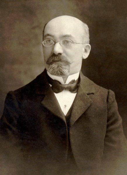 Twórcą języka esperanto był Polak, Ludwik Zamenhof.