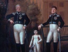 Zdrajcami okazali się mąż starszej siostry Adama Jerzego, księżnej Marii Wirtemberskiej (z domu Czartoryskiej), oraz jej syn Adam.