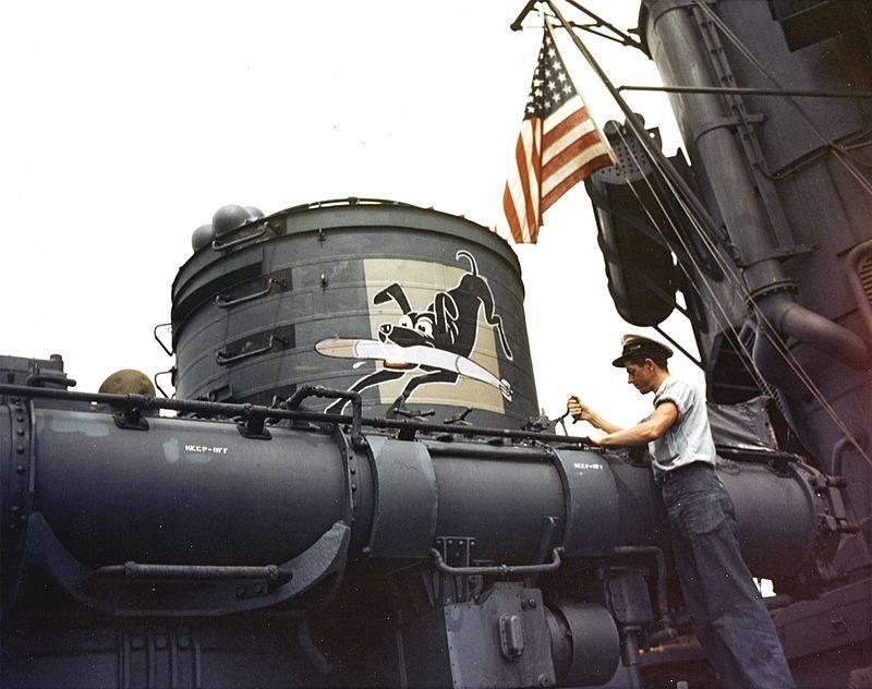 USS O'Bannon (DD-450) był amerykańskim niszczycielem typu Fletcher.