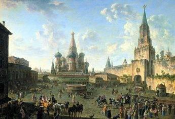 Czy to Polacy założyli Moskwę?