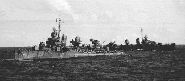 7 listopada O'Bannon został wcielony do Grupy Wsparcia admirała Daniela J. Callaghana.