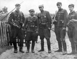 Żołnierze 5 Wileńskiej Brygady AK