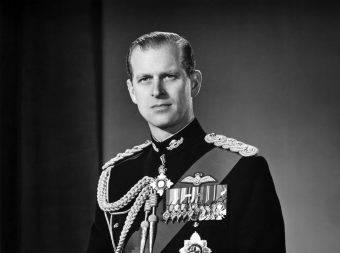 Filip, książę Edynburga, 1921–2021