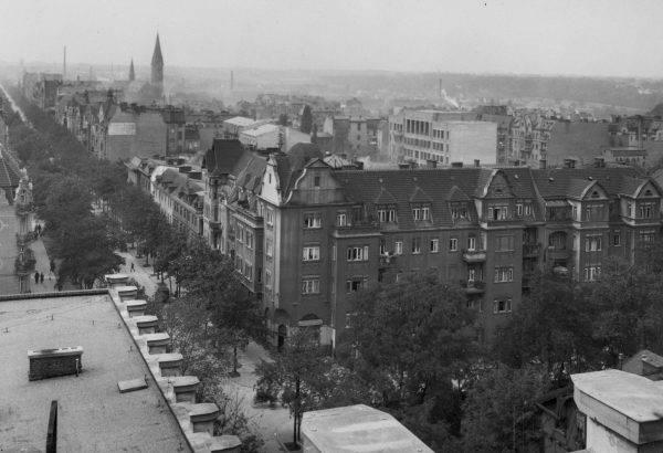 Poznań w dwudziestoleciu międzywojennym
