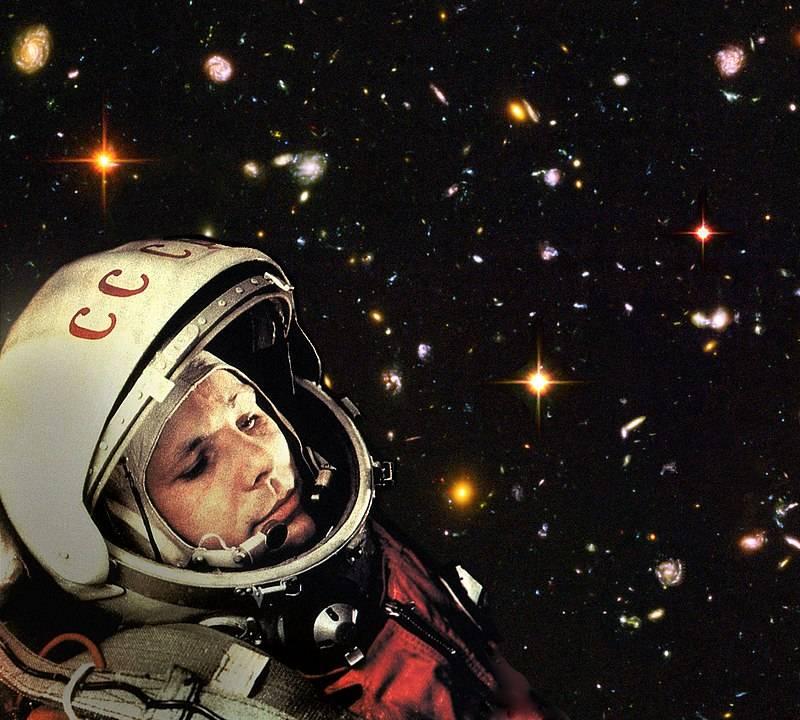 12 kwietnia 1961 roku Związek Radziecki zadziwił świat, wysyłając w kosmos pierwszego człowieka – 27-letniego Jurija Gagarina.