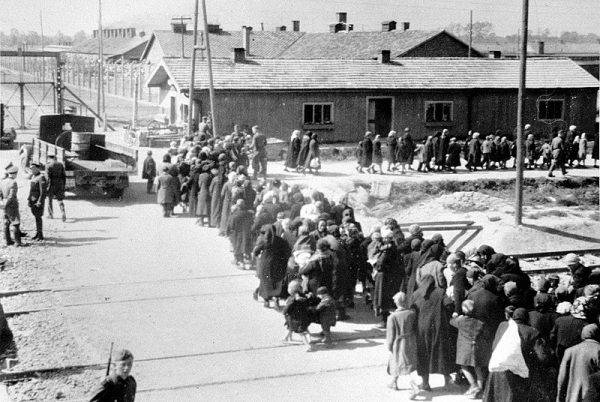 Ogółem do apelu stanęło trzystu szesnastu więźniów. Zdecydowana większość pochodziła z Węgier, tylko kilku było z Grecji (zdj. poglądowe).