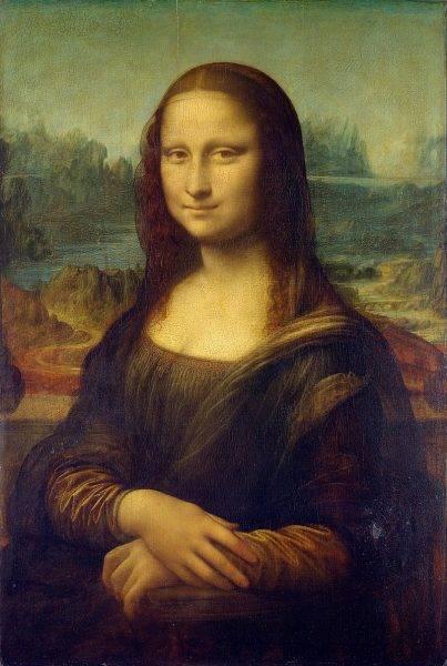 Leonardo da Vinci malował obraz przedstawiający najsłynniejszą kobietę świata przez około cztery lata (1503–1507).