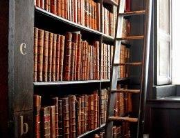 Choć trudno w to uwierzyć, w zbiorach wielu szacownych bibliotek świata znaleźć można książki oprawione w ludzką skórę (zdj. poglądowe).