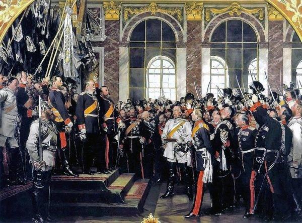 """""""Naród niemiecki nie osiągnął niczego wielkiego poza tymi okresami, kiedy był w potrzebie""""."""