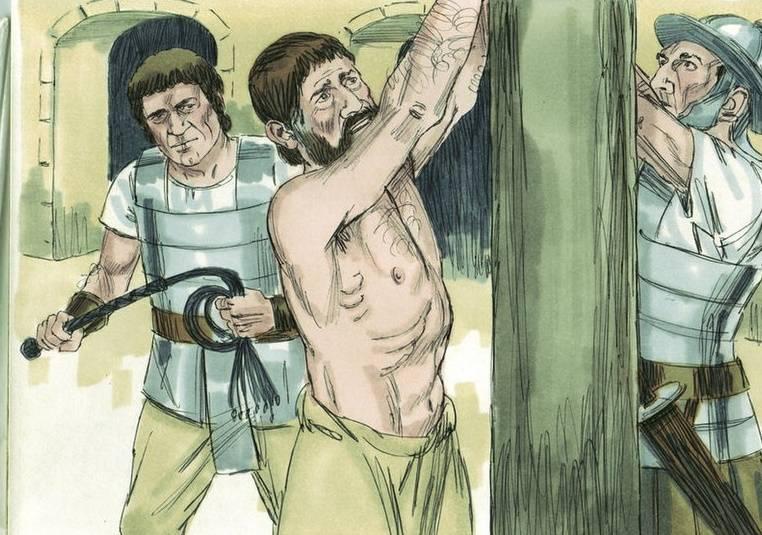 Wzorce surowej rzymskiej dyscypliny i związanych z jej utrzymaniem kar cielesnych musiały robić na potomnych niemałe wrażenie.
