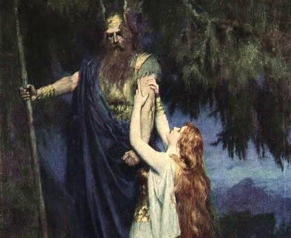 Z czasem aryjczycy zostali powiązania z Kaukazem: Kauk – Asos. Kraina ta stała się zatem mityczną siedzibą Azów – rodu Odyna – i ojczyną bóstw.