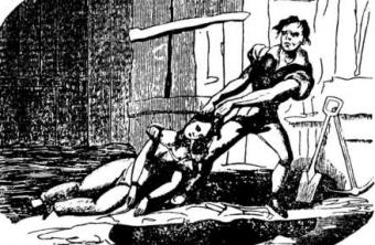 Zbrodnia w Czerwonej Stodole wstrząsnęła Anglią