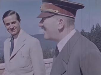 Karl Brandt towarzyszył Hitlerowi niczym cień.