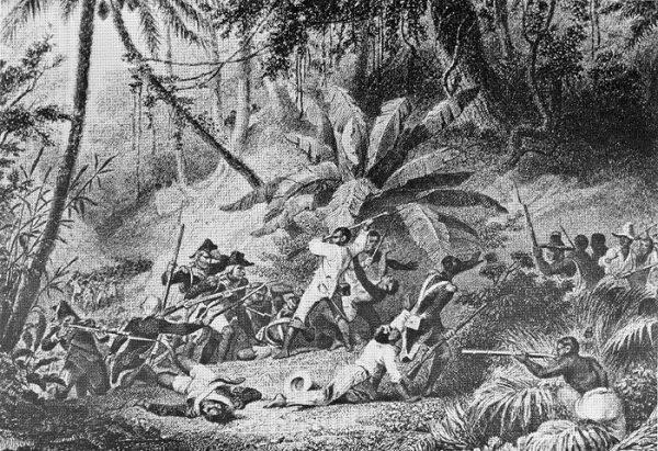 Rewolucja na Haiti wybucha ostatecznie w 1790 roku, a jednym z kluczowych elementów scalających wszystkich powstańców będzie religia voodoo.