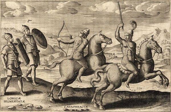 W rzymskim wojsku panowała żelazna dyscyplina