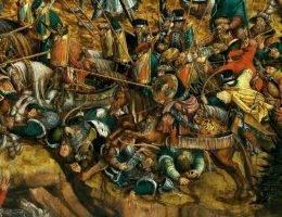 Bitwa pod Orszą 1514 – zapomniany triumf Polaków