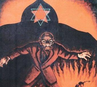 Plakat propagandowy z okresu wojny polsko-bolszewickiej