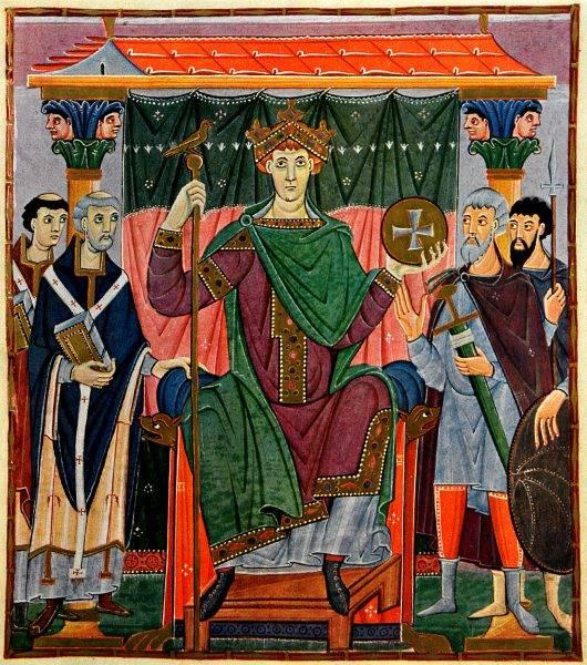 Później nazwa Sklawonia stała się synonimem całej słowiańszczyzny (tak nazywał ziemie Chrobrego Otton III).