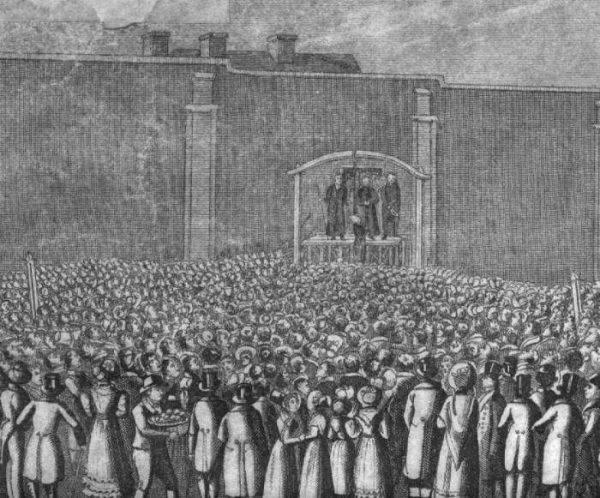 William Corder został skazany na śmierć przez powieszenie, a jego ciało miało zostać poddane dysekcji w celu badań anatomicznych. Egzekucję wykonano 11 sierpnia 1828 roku.